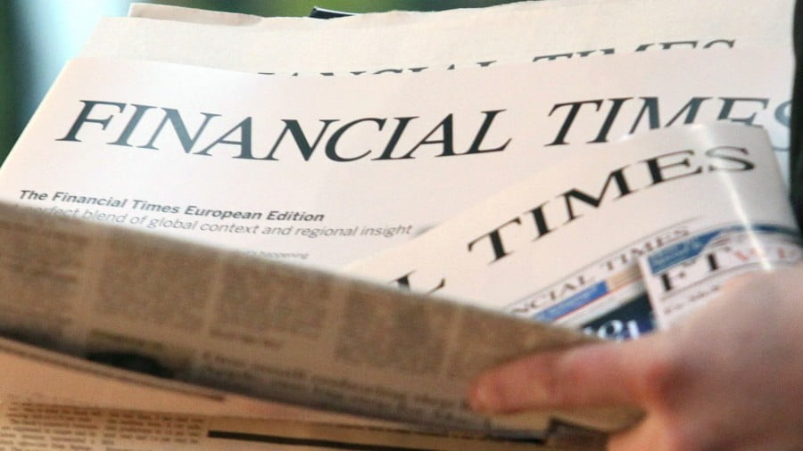 "The Lies of Our (Financial) Times. How ""Business Publications"" Mislead Public Opinion"