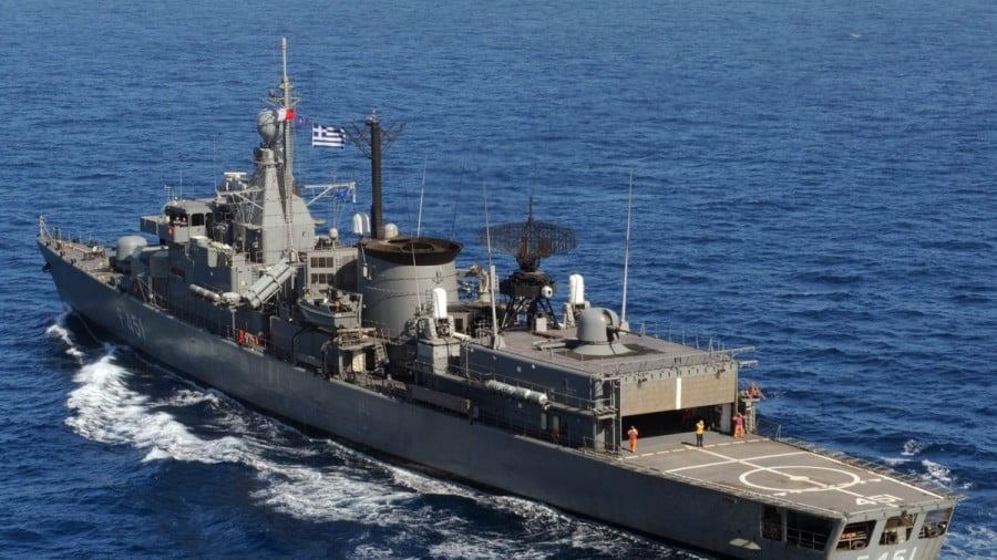 Turkish Surveillance UAVs Over the Greek Navy in the Mediterranean Region – Greece's Military Dilemma