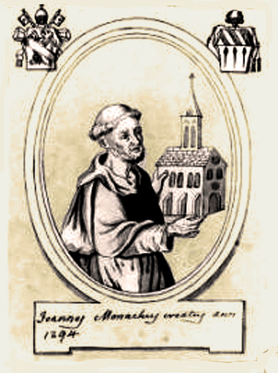 Johannes Monachus
