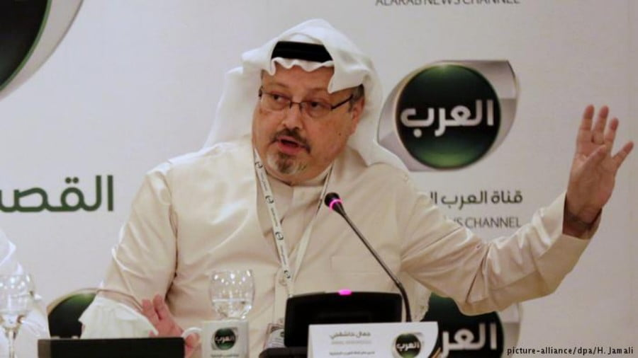 Converting Khashoggi into Cash