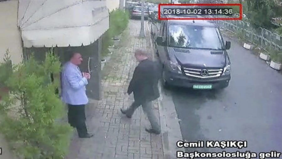 CBS's & NPR's Rabidly False 'News' About the Khashoggi Case