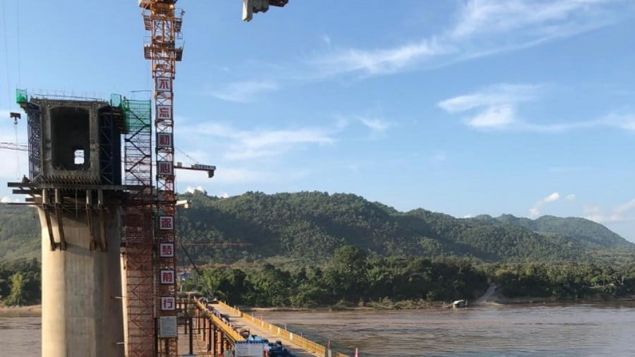 Laos – China is Building, West is Destroying and Spreading Nihilism