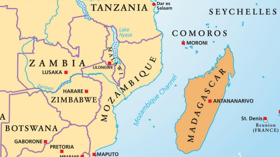 Why Are French Forces in Madagascar?