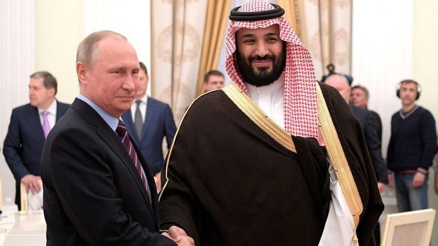Al Arabiya Isn't Serious, There Won't Be a Russian Base in Saudi Arabia