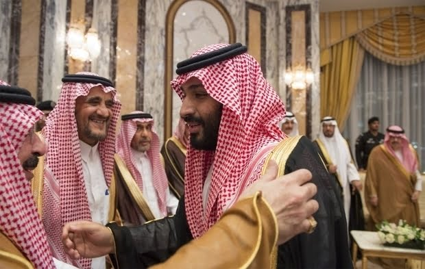 Bin Salman holds several key roles inside the kingdom that have helped him maintain an iron grip (AFP)