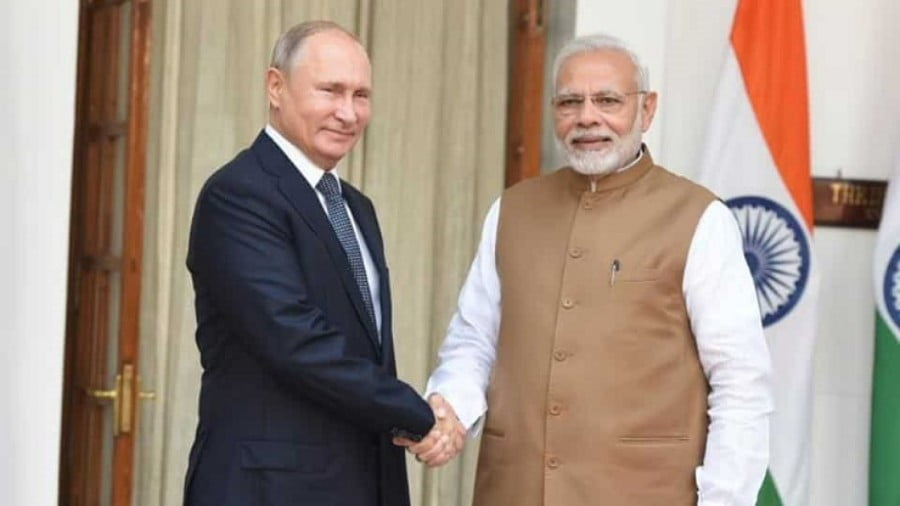 Putin's Visit to India and the Joint Russian-Indian Statement