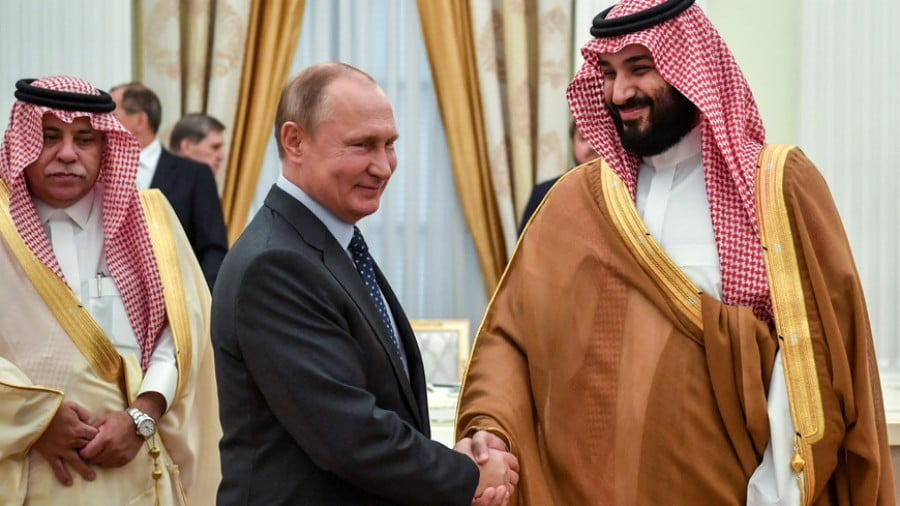 So It Turns Out That Saudi Arabia Isn't Exactly an American Puppet After All