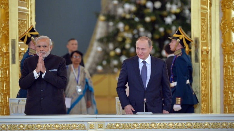 President Putin's Visit to India Will be a Moment of Reckoning for Both Countries