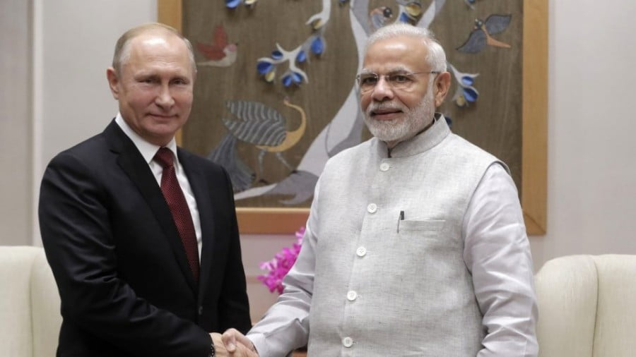 S-400s Don't Solve India's Geostrategic Dilemma