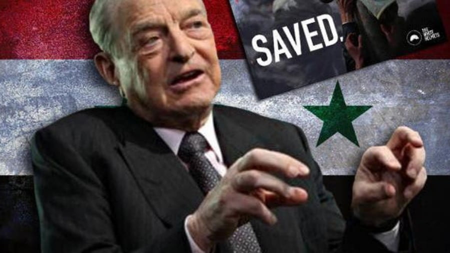 Soros Color Revolution in Syria?