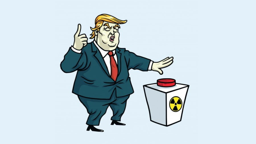 The Trump Regime Has Launched a Nuclear Arms Race?