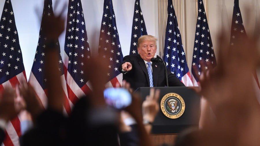 Trump Scrambles to Cover for Saudi Regime as Crisis Over Khashoggi Murder Mounts