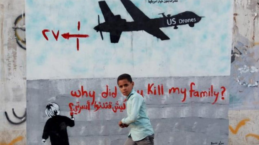 """US has Killed More Than 20 Million People in 37 """"Victim Nations"""" Since World War II"""