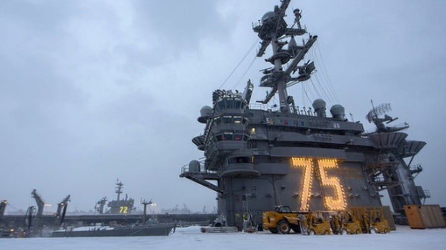 Trident Juncture: The Anti-Russia Cold War in the Arctic is Heating Up