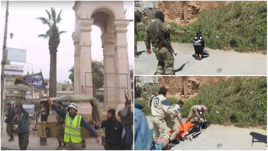 The White Helmets Ride Again