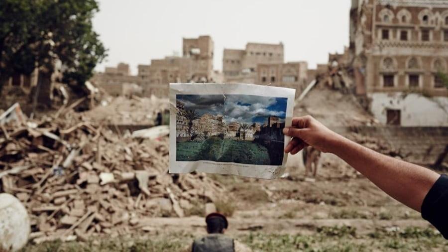 How Saudi Money Keeps Washington at War in Yemen