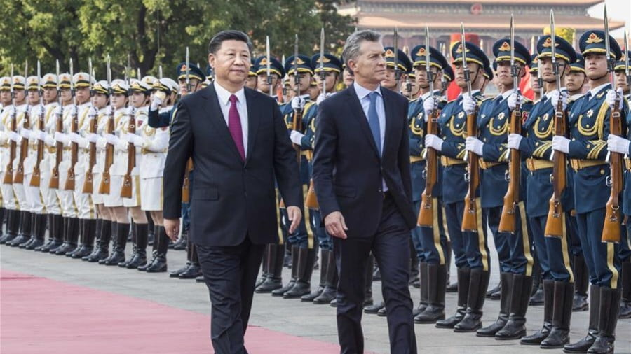 "The Argentinian-Chinese Partnership Can Balance Trump's ""Fortress America"""