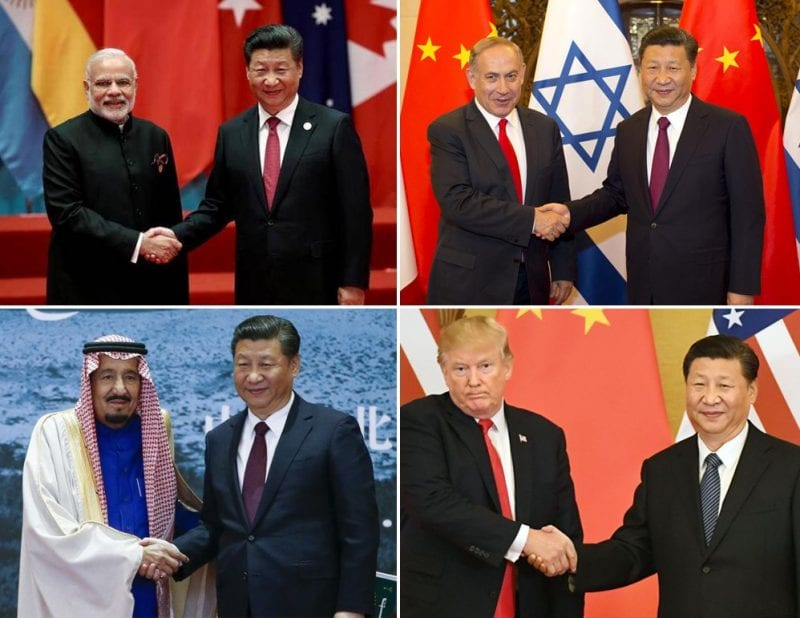 Business with Assholes: Narendra Modi, Benjamin Netanyahu, King Salman bin Abdulaziz, The Orange Moron
