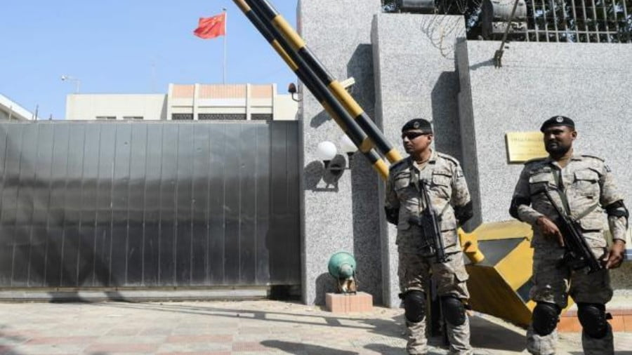 Chinese Consulate Attack Puts Pakistan Between a Rock and a Hard Place