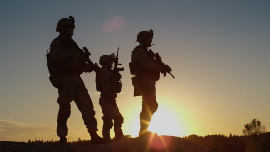 Still Trapped in a Greater Middle Eastern Quagmire, the U.S. Military Prepares for Global Combat