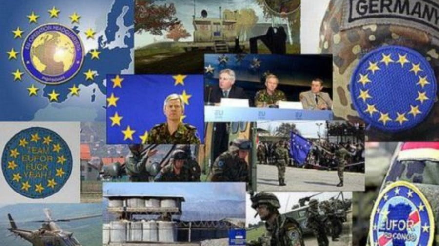 A European Army Obeying US Interests Will Only Incentivize More Imperialism and Military Corruption