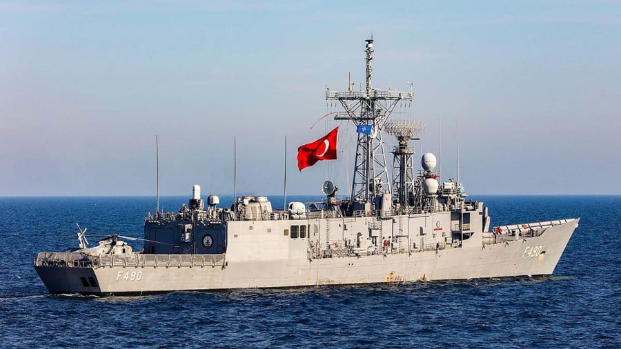"""Turkey's """"Sea Bandit"""" Threats Are Indirectly Aimed Against the US"""