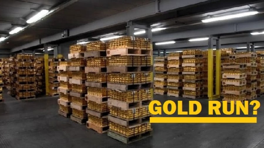 My Precious: Bank of England Refuses Return Venezuela's Gold