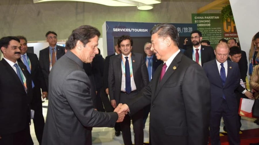 Assessing Imran Khan's Historic Visit to China