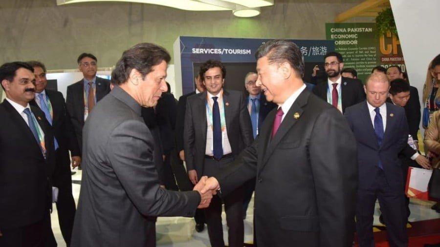 Assessing Imran Khan's Historic Visit to China
