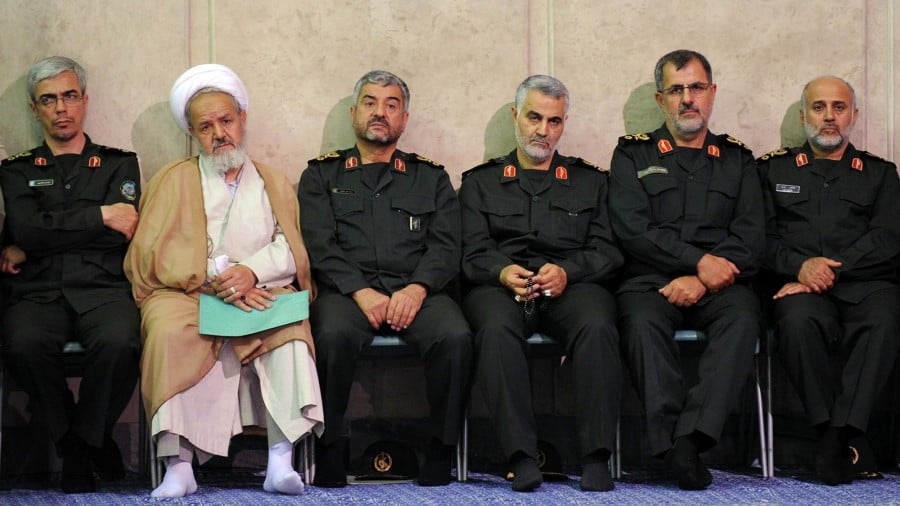 Who Boosted Qassem Soleimani's Image and Spread Iran's Influence Throughout the Middle East?