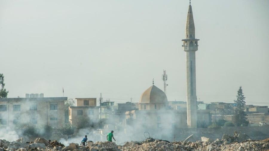 Mega Srebrenica in Iraq Causes Mostly a Yawn