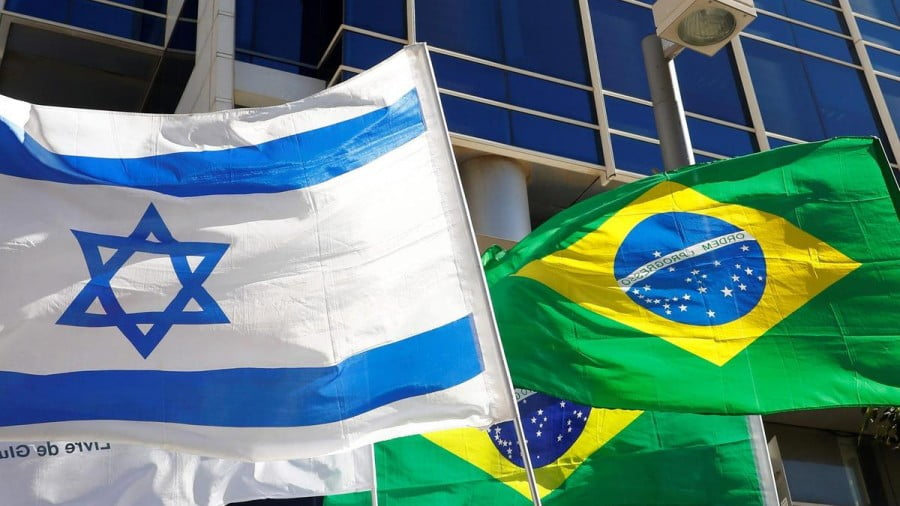 With Brazil's Bolsonaro, Israel Finds Another Natural Partner on the Far-right