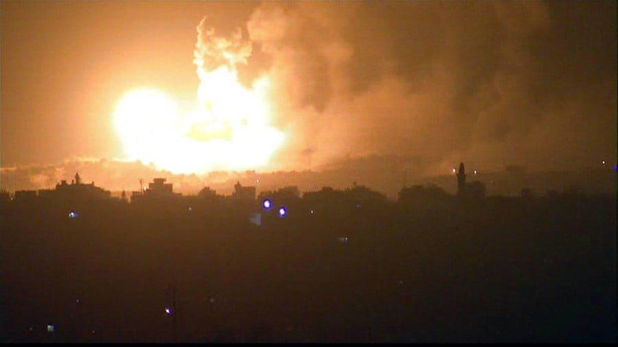 Israel Always Initiates Violence in Occupied Palestine