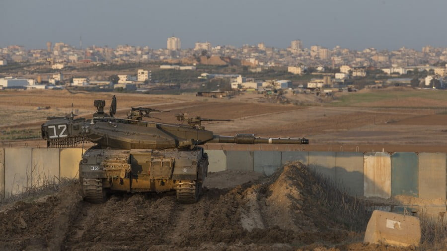 The Short War With Gaza Exposed Israel's Weakness