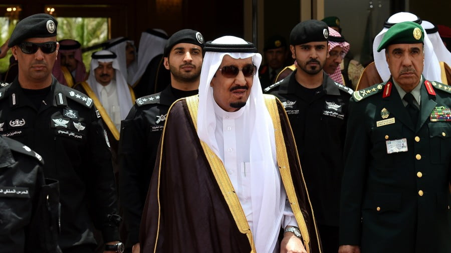 Could a Saudi Coup Be in the Works?