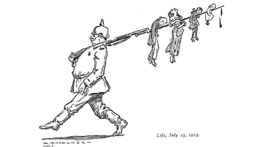 Propaganda during World War I: An Illustrated Account