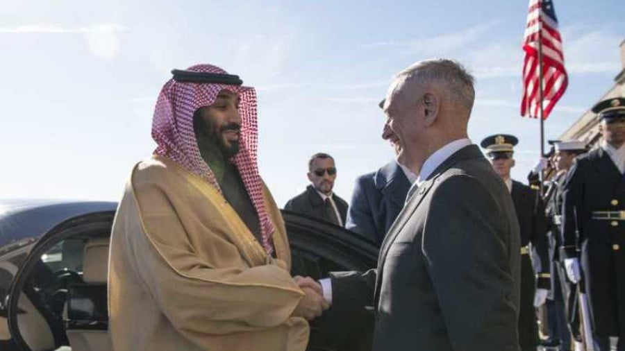 The Untouchable US-Saudi Relation Is a Core Element of US Imperialism