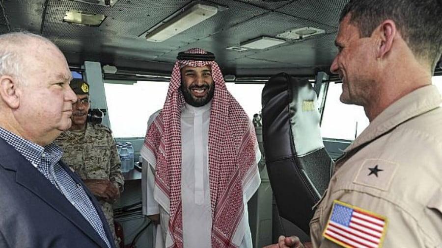Mohammed bin Salman: Too Big to Fail