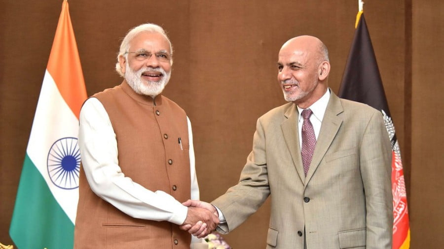 What's India After in Afghanistan?