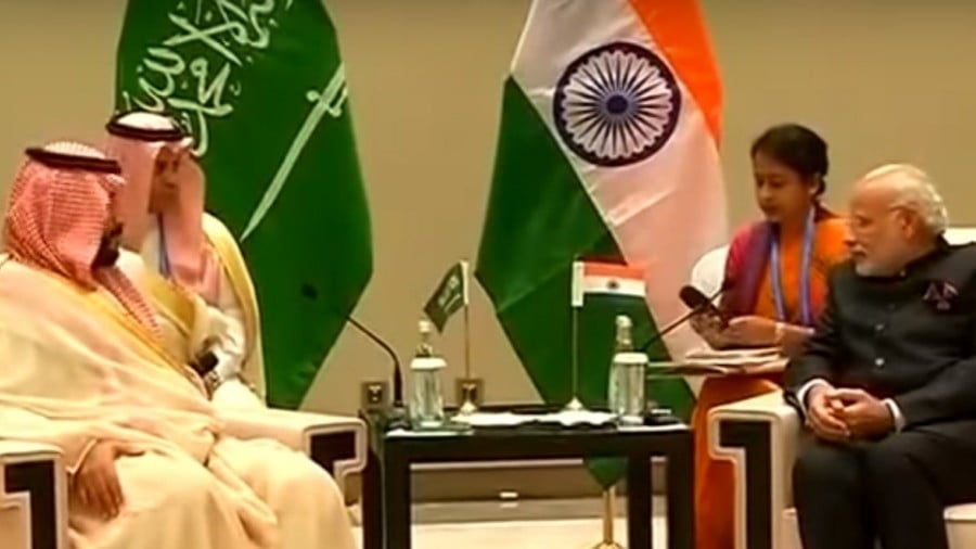 The Modi-MBS Bonhomie Is All About Iran