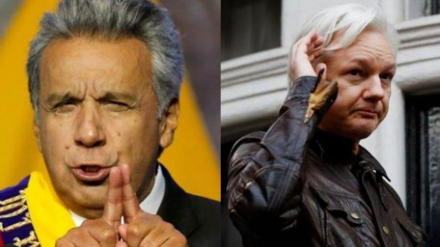 The War on WikiLeaks: Trump's Newest Puppet, Ecuadorian President Lenin Moreno