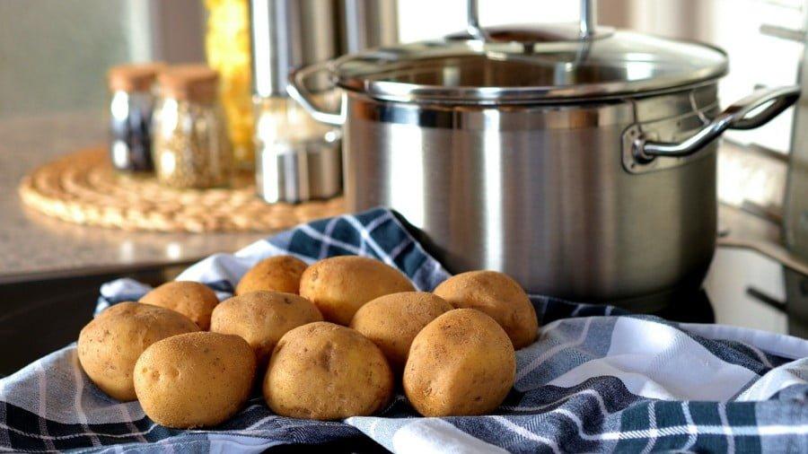 One Potato, Two Potato, Three Potato, Four — How About GMO Potatoes No More