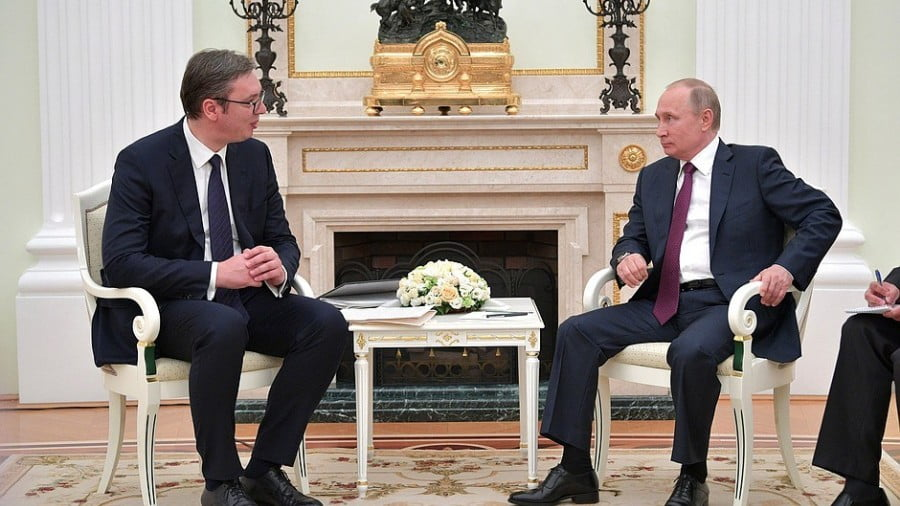 Don't Overestimate the Russian-Serbian Strategic Partnership
