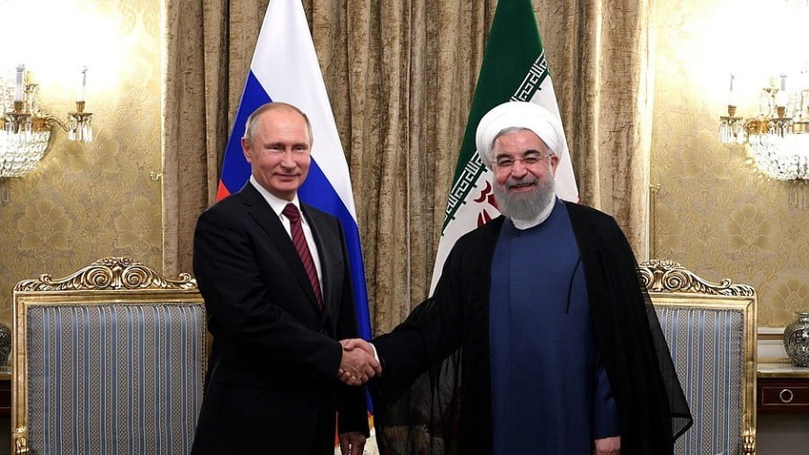 Russia's Non-Denial About Brokering Iran's Withdrawal from Syria Is a Big Deal
