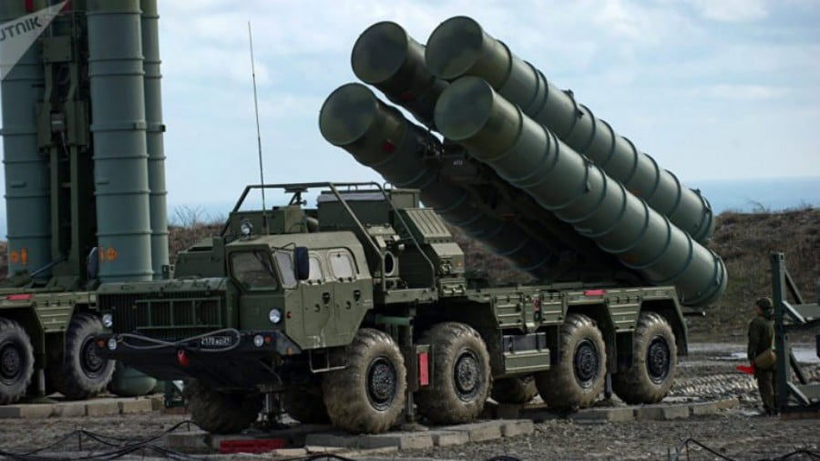 Russia's S-400 Sale to India Won't Imperil Its Partnership with Pakistan
