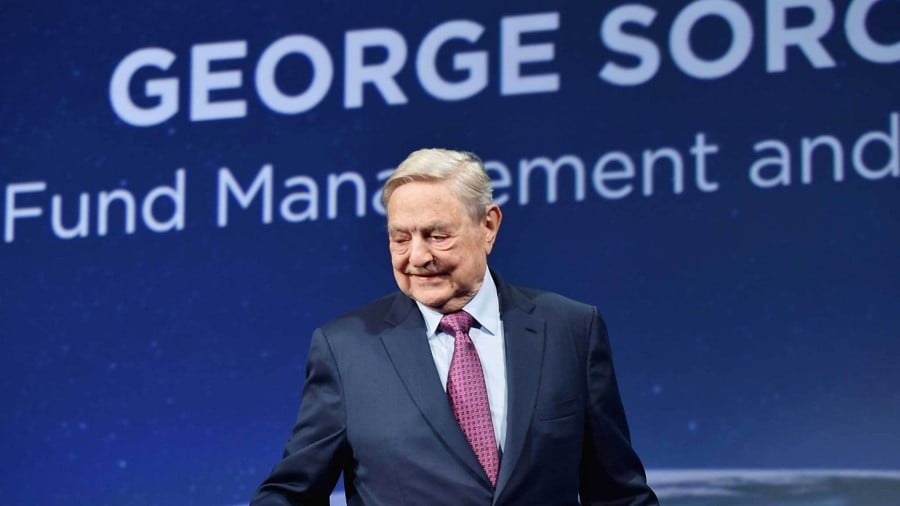 Have We Reached Peak Soros?