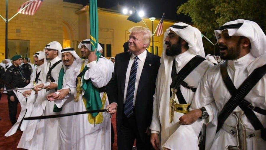 Are the Saudi Princes True Friends?