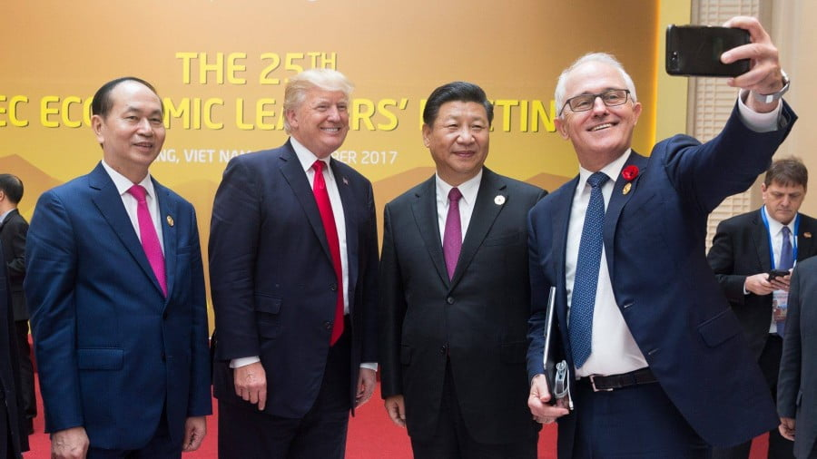 Trump Insulted Xi by Sending Pence to the APEC Summit