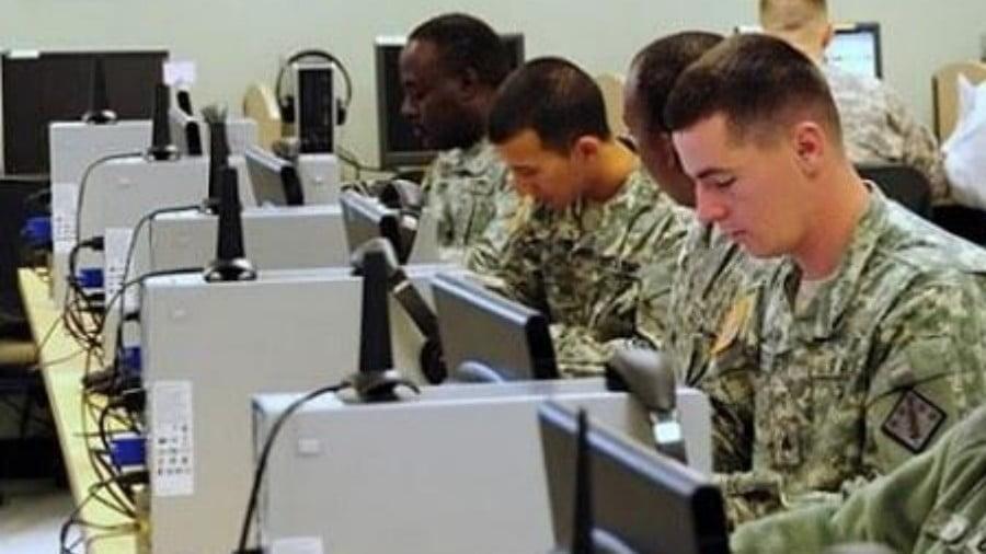 Inside the British Army's Secret Information Warfare Machine