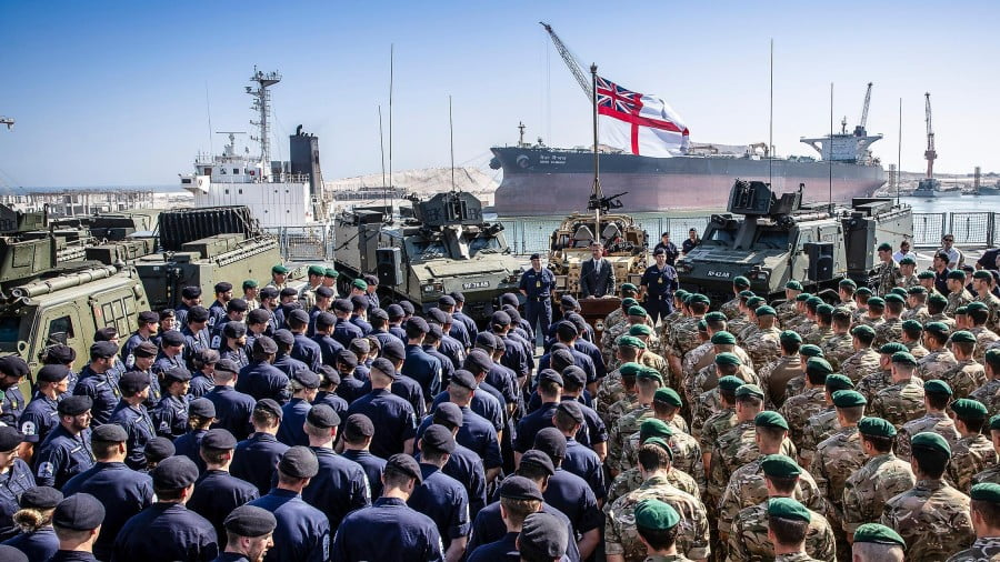 UK's New Omani Base Is Part of Its Post-Brexit Pivot to the Indian Ocean